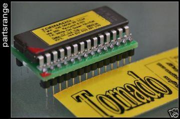 Tornado Remapped ECU Chip for Hotwire EFI. Range Rover Classic, Defender, Morgan and much more